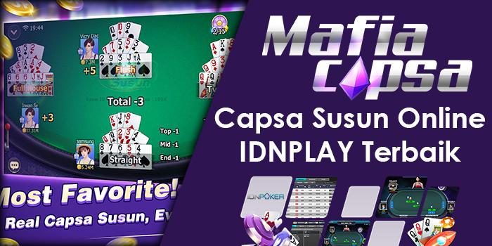 Capsa Susun Online IDNPLAY