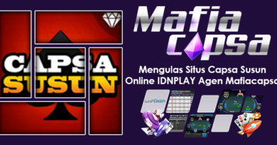 Mengulas Situs Capsa Susun Online IDNPLAY Agen Mafiacapsa